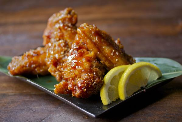 Itadaki Chicken Wings